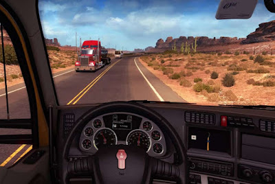 American Truck Simulator 2015 PC Game For Free