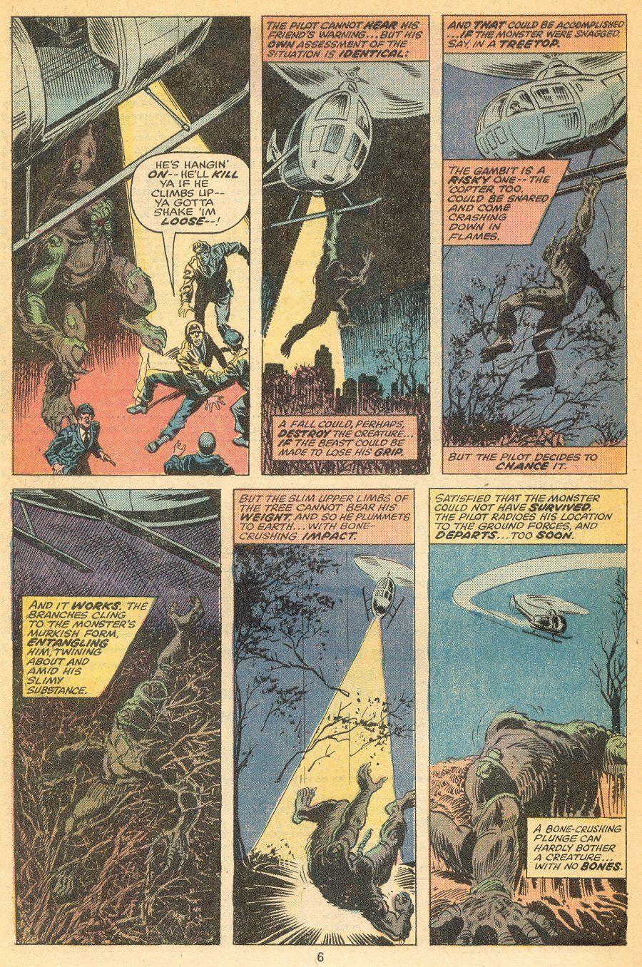 Man-Thing (1974) issue 21 - Page 5