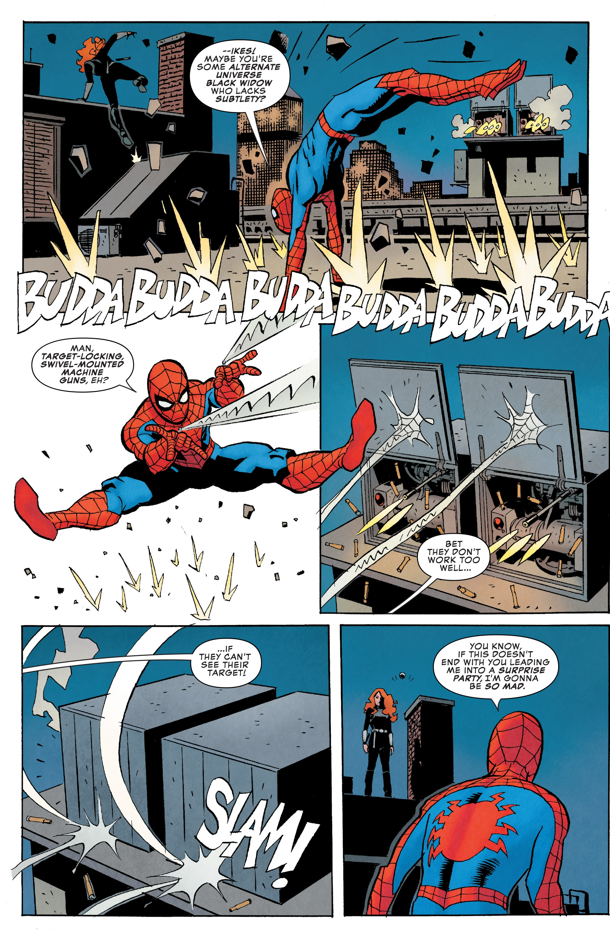Read online Peter Parker: The Spectacular Spider-Man comic -  Issue #1 - 24