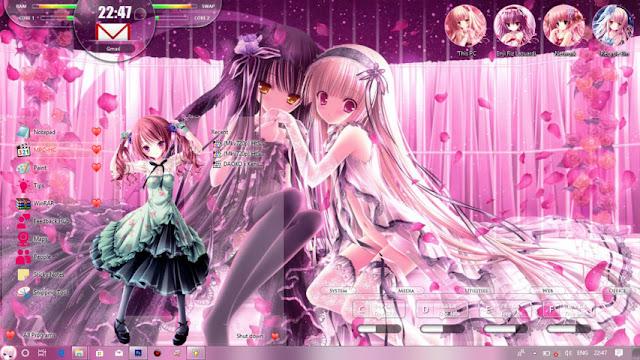 Download Windows 10 Theme Version 1809 Tinkle by Enji Riz Lazuardi