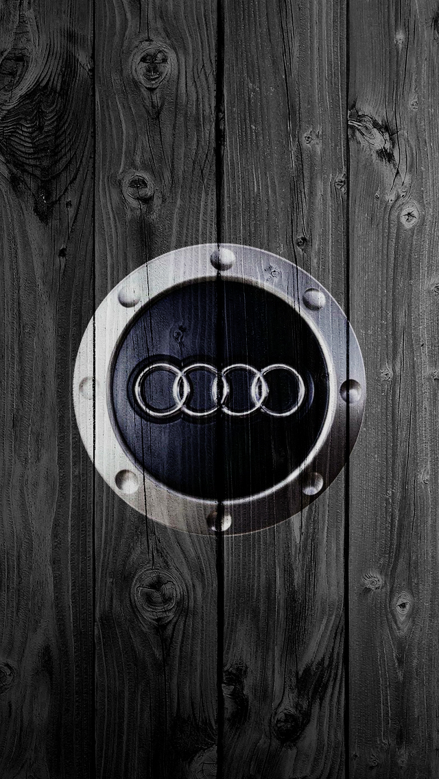 Audi Logo Iphone 5 Wallpaper Hd Iphone Wallpapers
