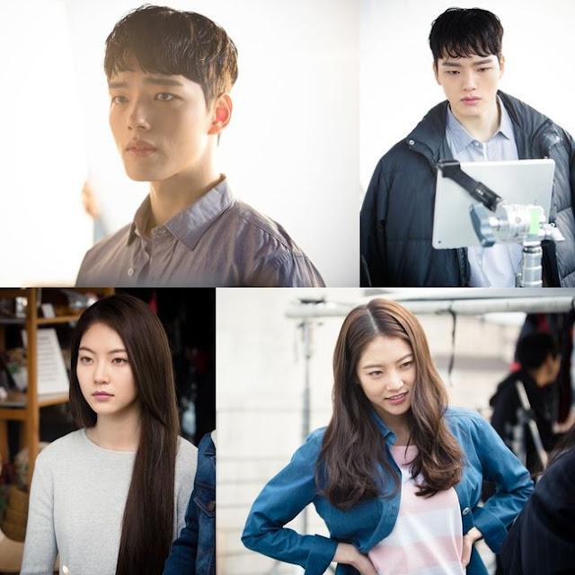 tvN新戲《Circle相連的兩個世界》5月22日首播