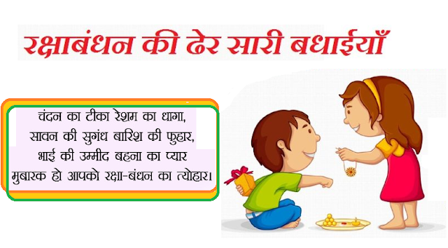 Raksha Bandhan Best Wishes