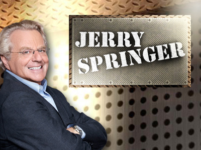 Jerry Springer To Launch 'Judge Jerry' Daytime Courtroom Show