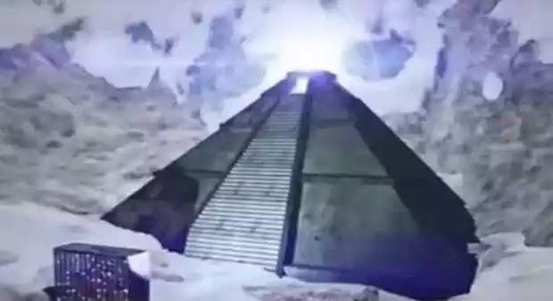 Αρχαίοι εξωγήινοι και οι Πυραμίδες της Ανταρκτικής (History channel)