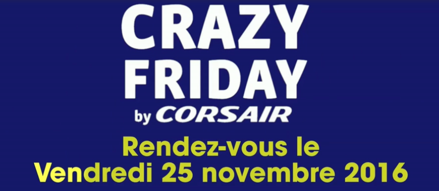 Vente flash corsair crazy friday antilles 348 la r union 579 air vac - Discount vente flash ...