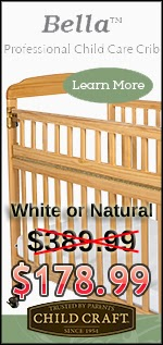 Child care cribs by child-craft
