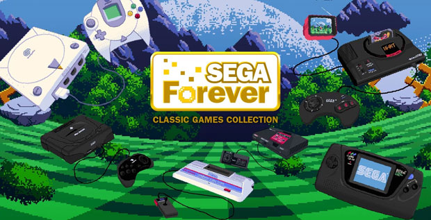 Sega Forever Launch Trailer