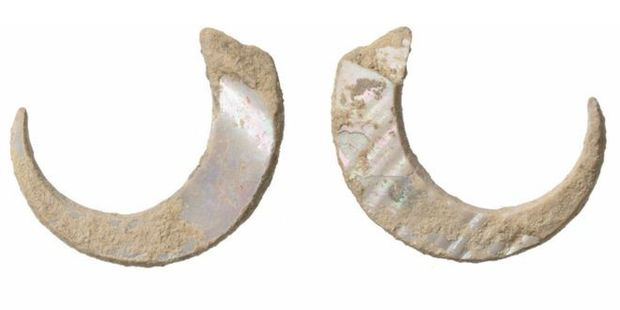 Archaeologists found the world's oldest fish hooks found