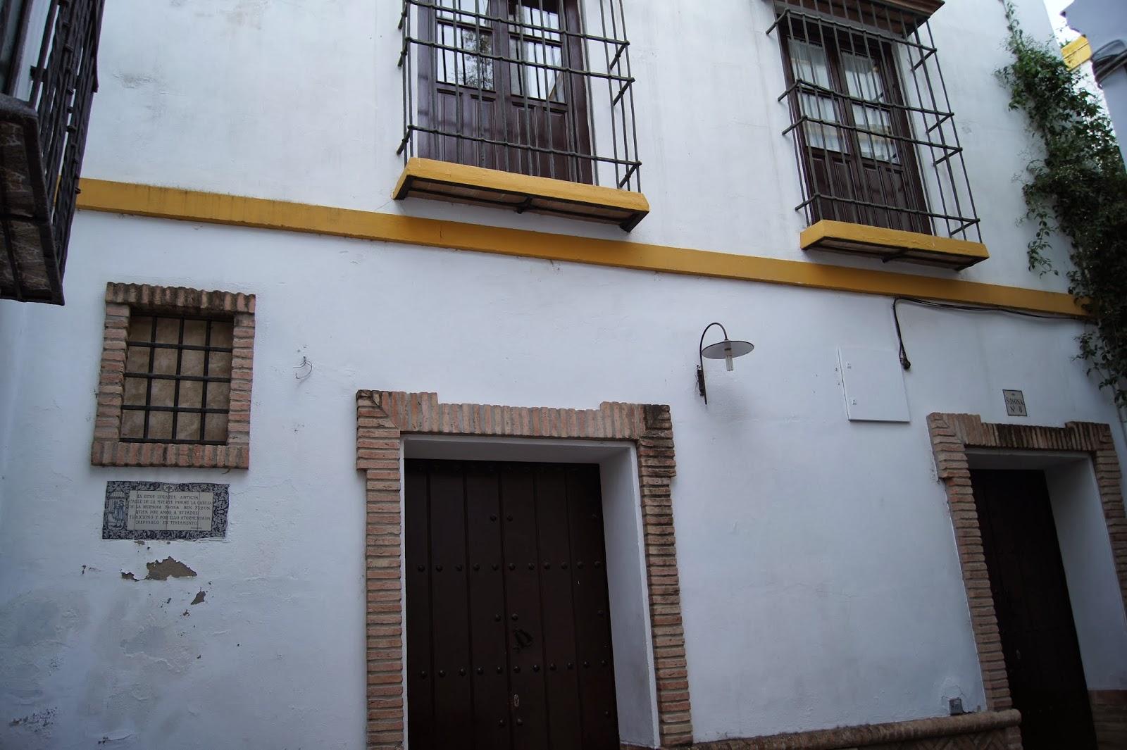 La otra Sevilla La leyenda de La Susona