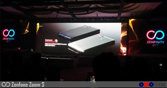 Hands On Smartphone Asus Zenfone Zoom S dan Asus Zenfone Live Di ZenFinity 2017