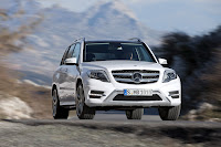 New 2012 Mercedes Benz GLK X204 Restyled Official High Resolution Picture