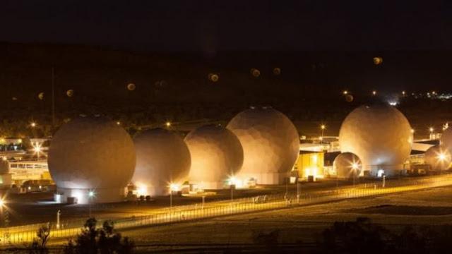 Edward Snowden νέα διαρροή: Η δράση της βάσης Pine Gap