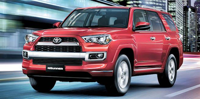 2018 Toyota 4runner Redesign