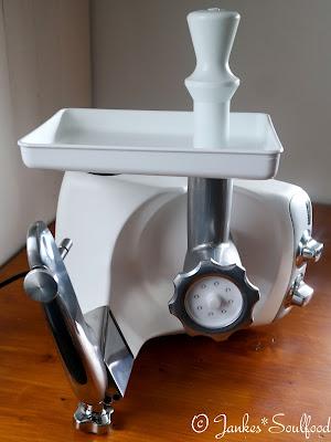 Zubehör für die Ankarsrum Küchenmaschine
