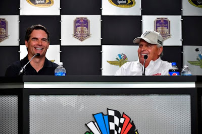 Jeff Gordon, Interim #NASCAR Driver, No. 88 Axalta Chevrolet SS Has Plenty to Say.