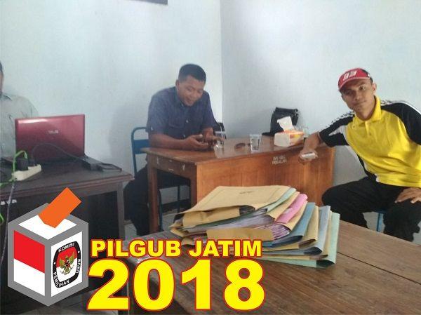 Berkas Daftar PPDP se-Kecamatan Pogalan Siap Disetor ke KPU Trenggalek!