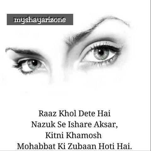 Mohabbat Ke Ishare Hindi Love Shayari Whatsapp Image Status in Hindi