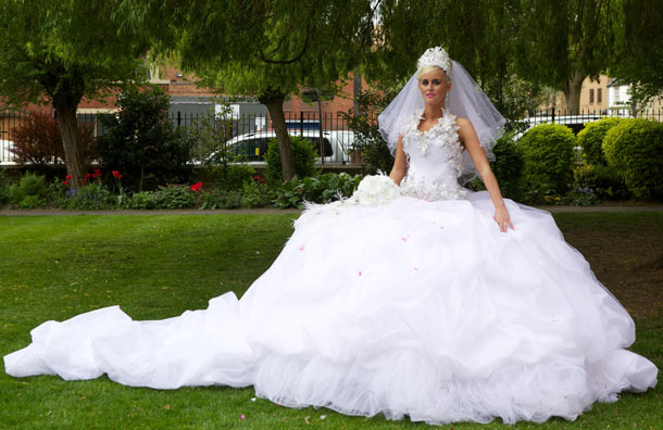 My Gypsy Wedding.Fashionephemera My Big Fat Gypsy Wedding