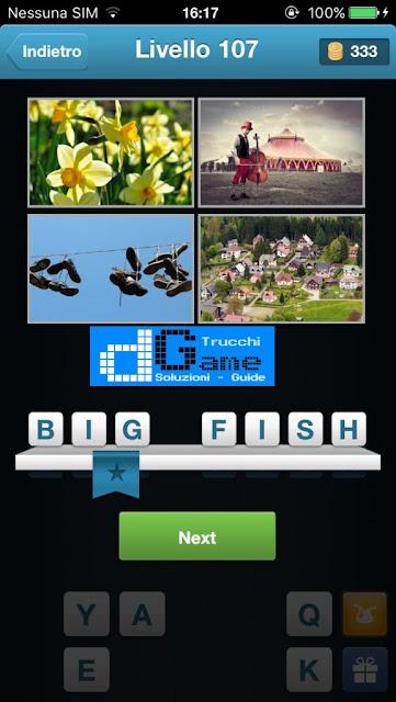 Movie Quiz (Indovinare il film) soluzione livello 101-110