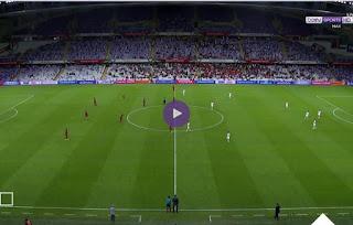 فيديو قطر تفوز على لبنان 2-0  كأس أمم آسيا 2019