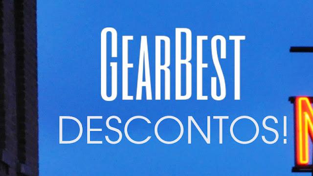 Descontos para produtos GearBest
