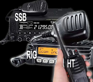 Gambar Jenis Alat Komunikasi Radio