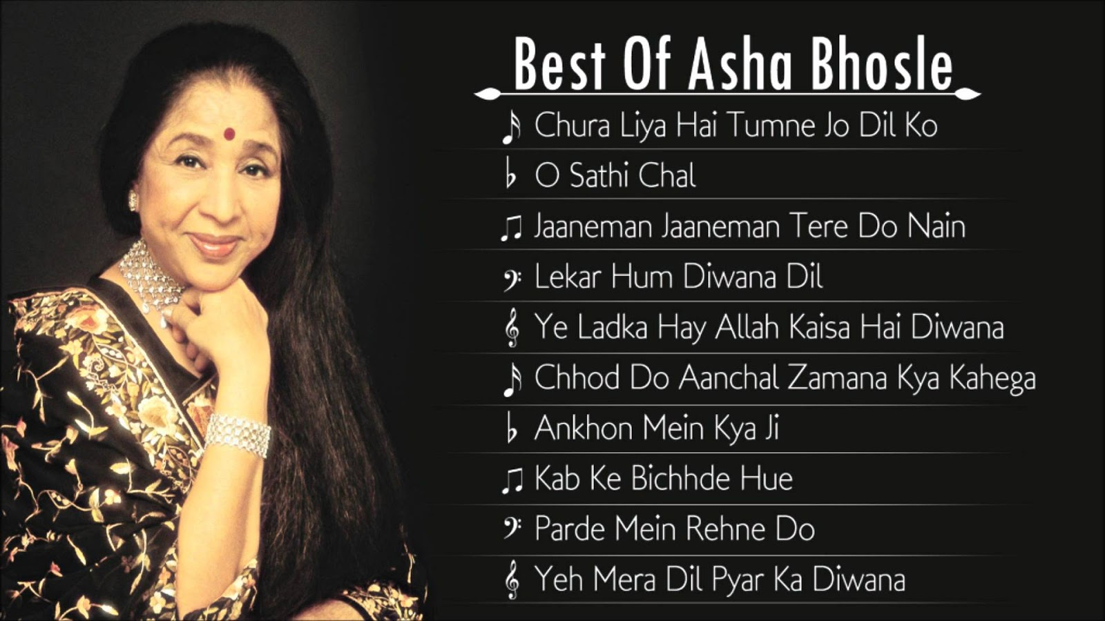 Mp3 Music Download: The Best Of Asha Bhosle Bangla Mp3 Song