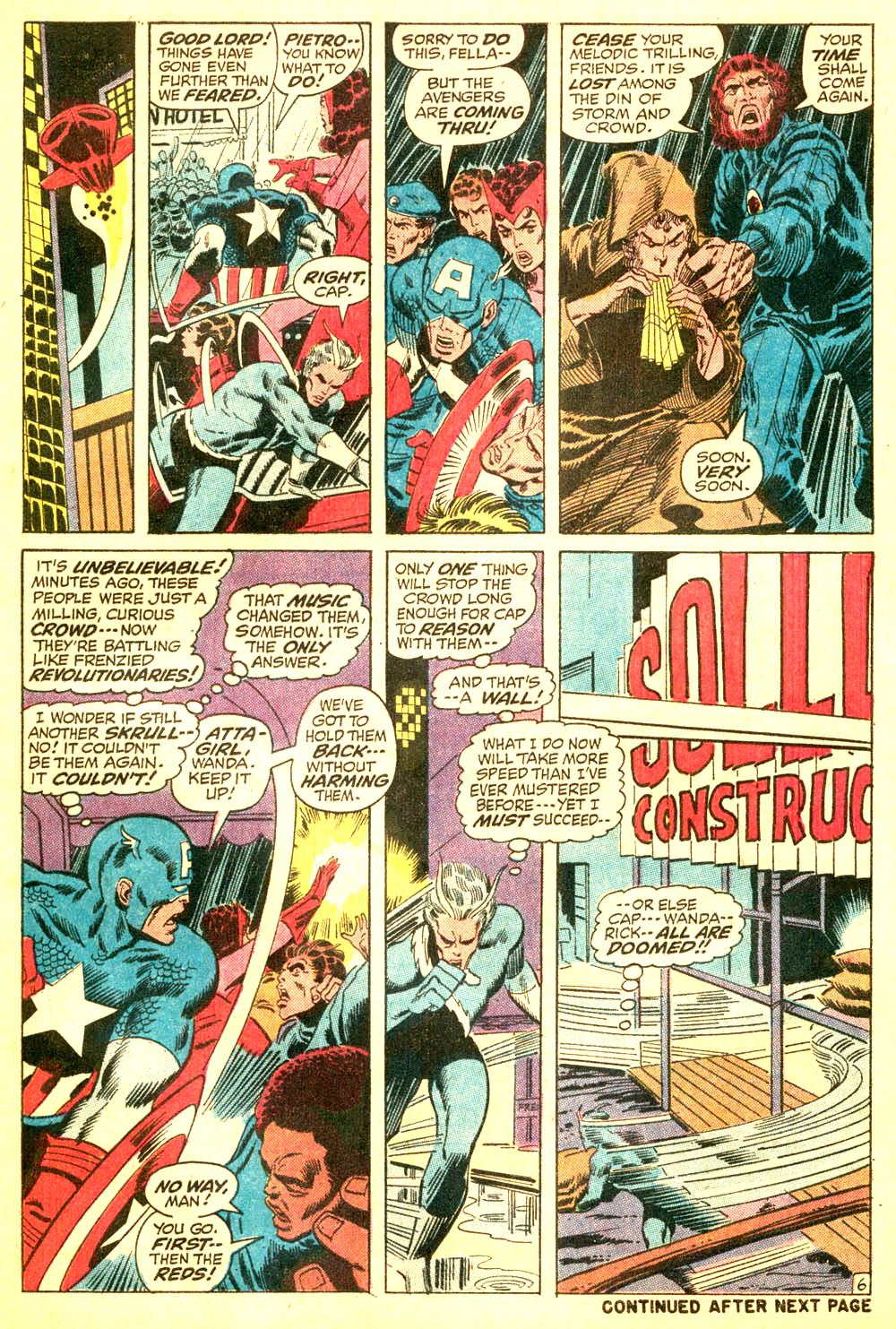 The Avengers (1963) 98 Page 6