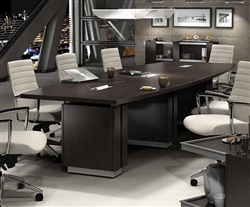 Powered Zira Conference Table