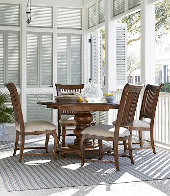 dogwood dining set by Paula Deen
