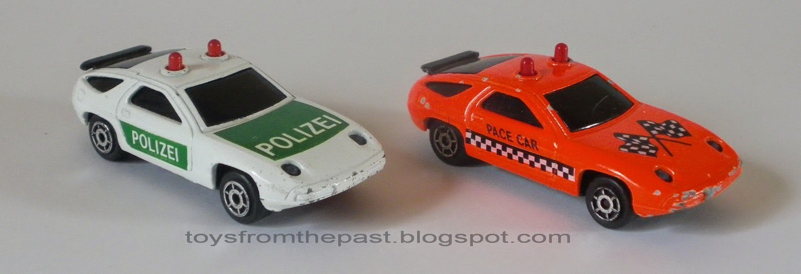 Battery Operate Toy Police Car That Makes Turns