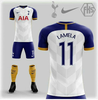 b72be9078a6 Another new Spurs kit leak - Tottenham Hotspur Blog News - (THBN)