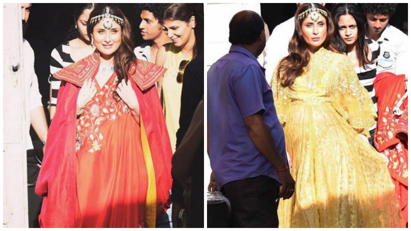 9e52f7b105df1 Kareena has been breaking every stereotype in Bollywood. She is  continuously working and flaunting her baby bump like a boss! Every recent  appearance of ...