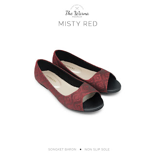 MISTY RED THE WARNA