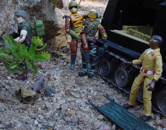 2002 Mirage, 2003, Hoverstrike Driver, Mega Marines, SOS, Medico, Doc, Argentina, Plastirama, 2002 leatherneck, 1988 Tiger Force Tripwire