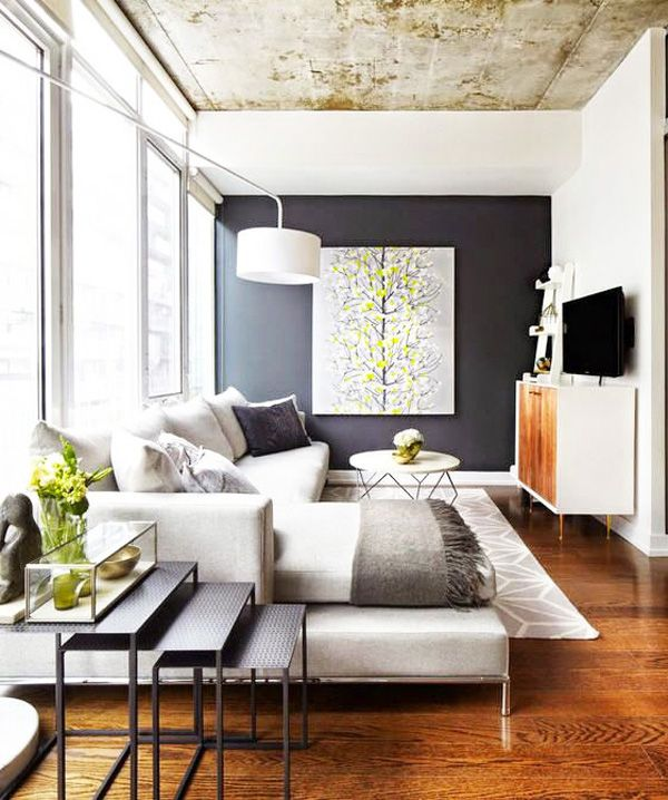 Decorating Ideas Visually Expanding The Room 4