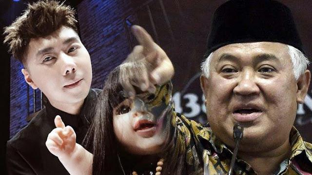 Din Syamsuddin: Program 'Karma' di ANTV Menyesatkan Akidah