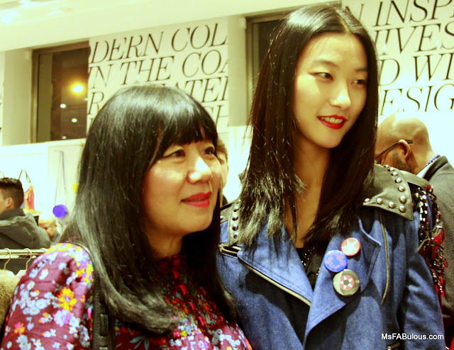 anna sui models