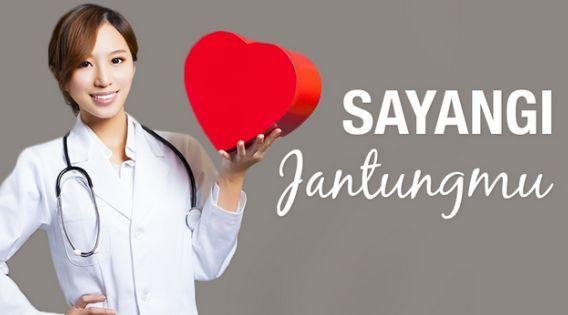 4 Faktor Indikator Kesehatan Jantung