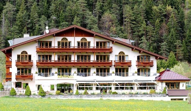 Hotel di Pertisau, Tyrol, Austria