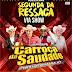 CD AO VIVO LUXUOSA CARROÇA DA SAUDADE - VIA SHOW 28-01-2019  DJ TOM MAXIMO