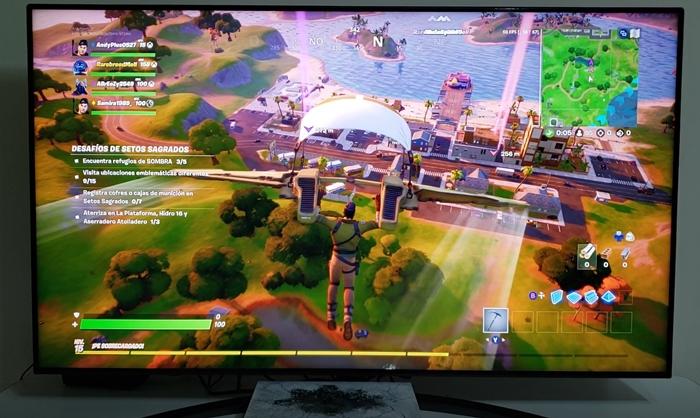Televisor Lg Sm9000 fortnite