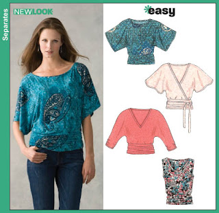 Image result for new look pattern drapey top