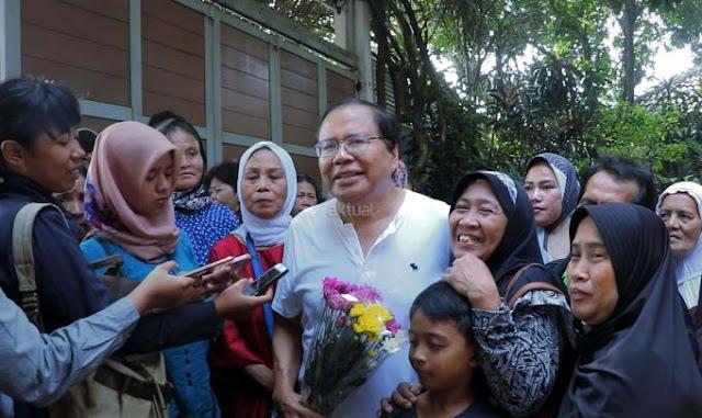 Rizal Ramli ... Rakyat Kecil di Belakangmu