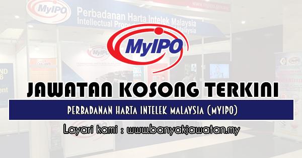 Jawatan Kosong 2019 di Perbadanan Harta Intelek Malaysia (MyIPO)