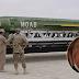 EE.UU lanza sobre Afganistan su mayor bomba no nuclear