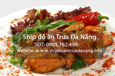 Canh ga chien mam - ship do an nhanh Da Nang