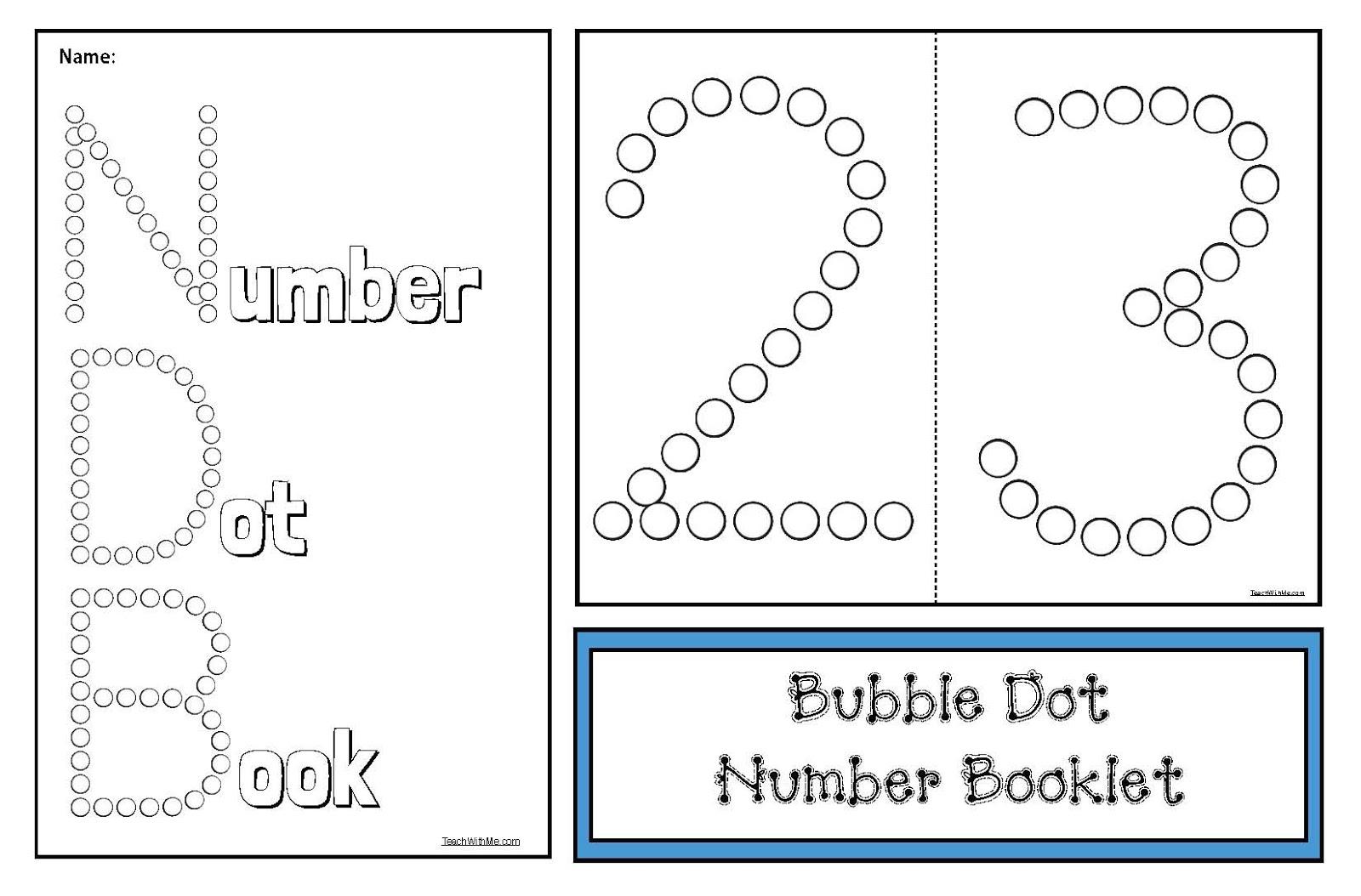 Bubble Math | Worksheet | Education.com