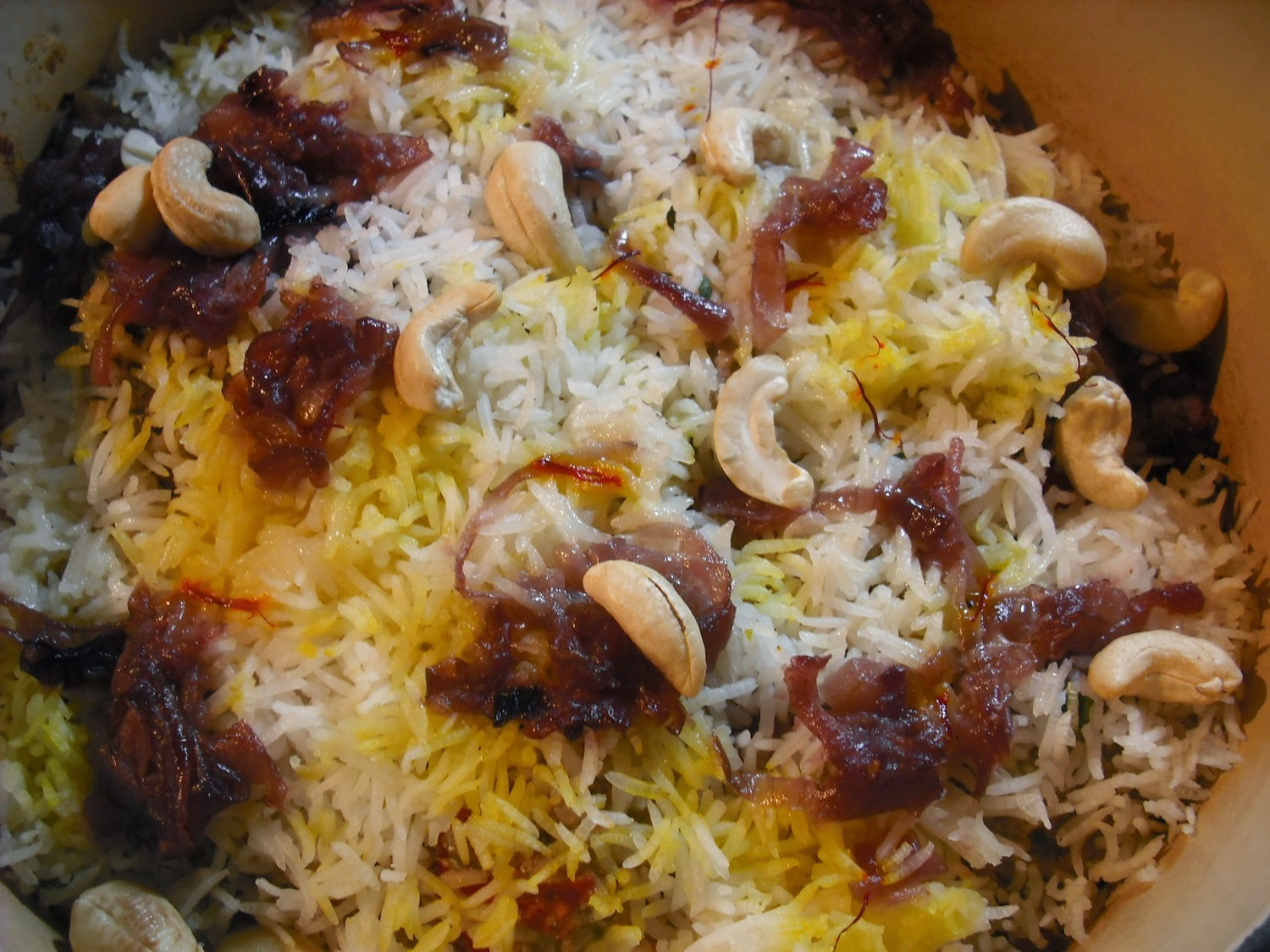 Foodycat Mamtas Lucknowi Biryani For National Curry Week